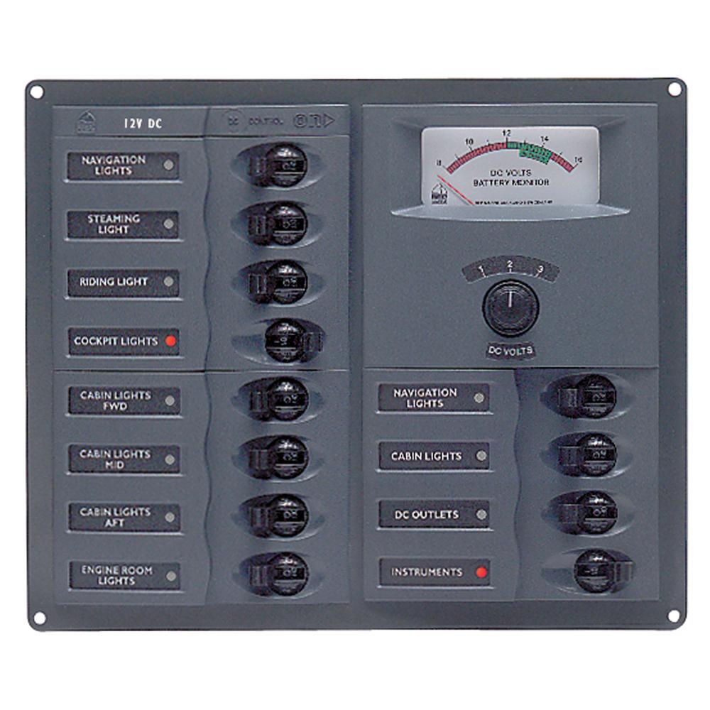 Marine Electrical Panels Switches | Mauri Pro