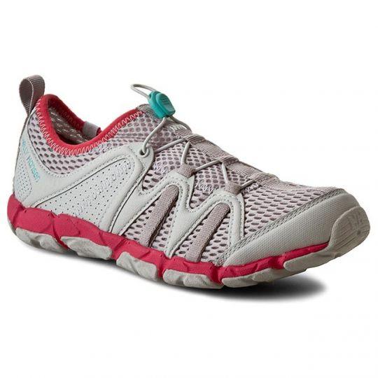6e7bcec33d8a Helly Hansen Aquapace Shoe - Women - Grey   Pink (Size 6)