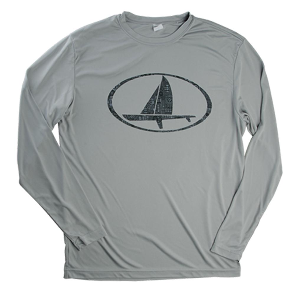 Sailing t shirts mauri pro sailing for Life is good sailing t shirt