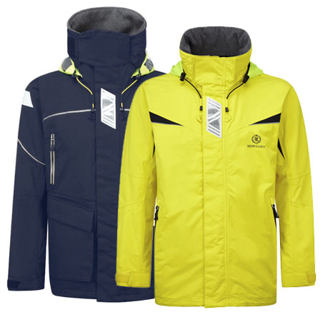 Henri lloyd sail jacket review