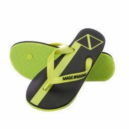 f358fc6ad645 Magic Marine Sailing Flip Flop Funky - Green Grey