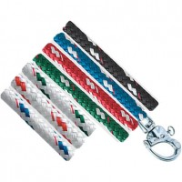 "MPRSHC11L140 - Cruising Spinnaker Halyard: 42.7m (140 ft) - Polyester Double Braid 11mm (7/16"") w/shackle"