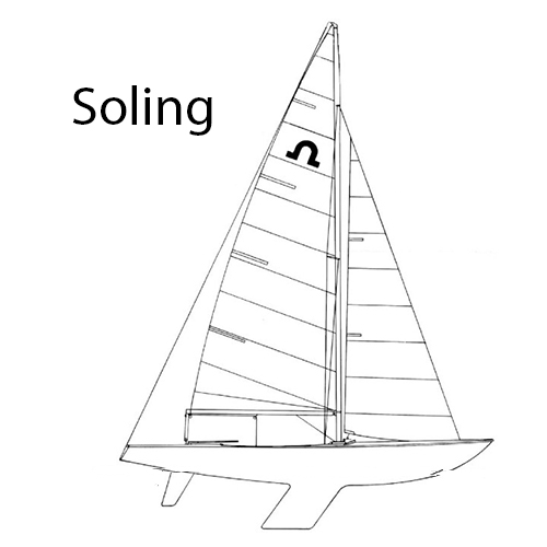 Soling Sailboat Parts And Equipment
