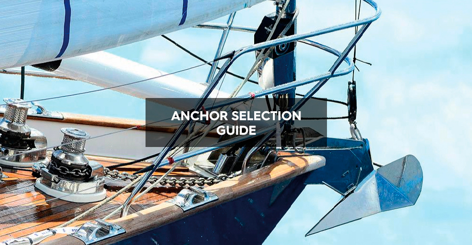 Anchor selection guide