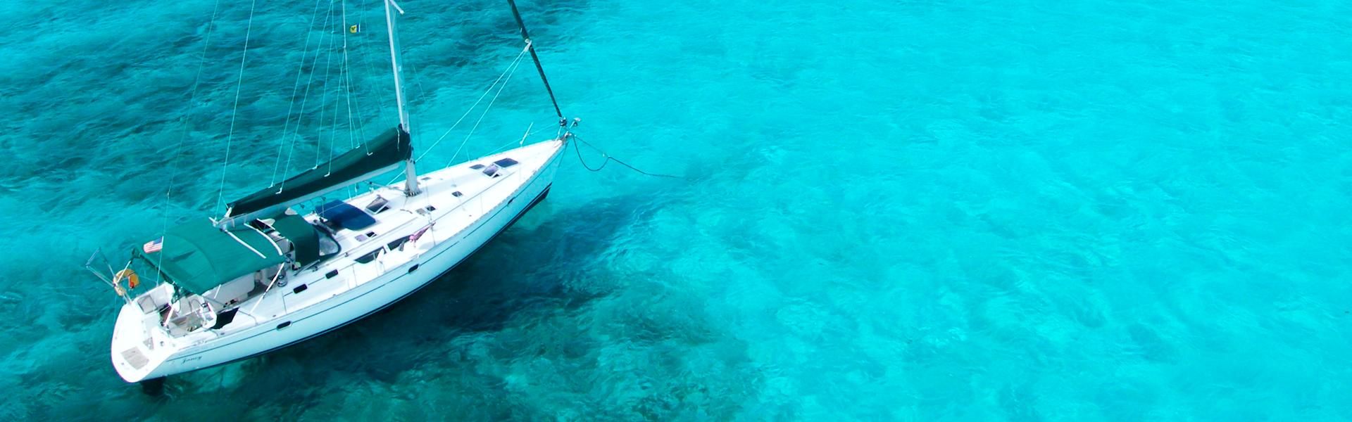 5 Destinations to go sailing