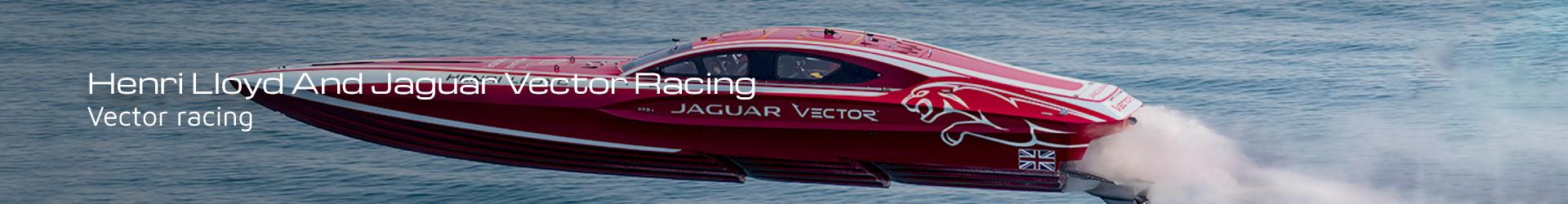 Henri Lloyd & Jaguar Vector Racing
