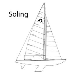 Soling Sailboat Parts and Equipment   MAURIPRO Sailing