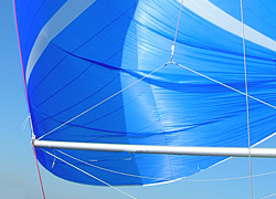 racing spinnaker mauri sails
